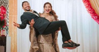 gauahar khan and zaid darbar honeymoon