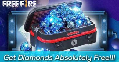 How to get Free fire Diamonds for free